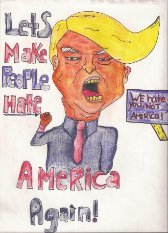 Make America Hated Again