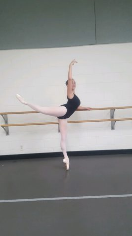 Dream Big of Ballet: A Ballet Prodigy's Plan to Dance Professionally