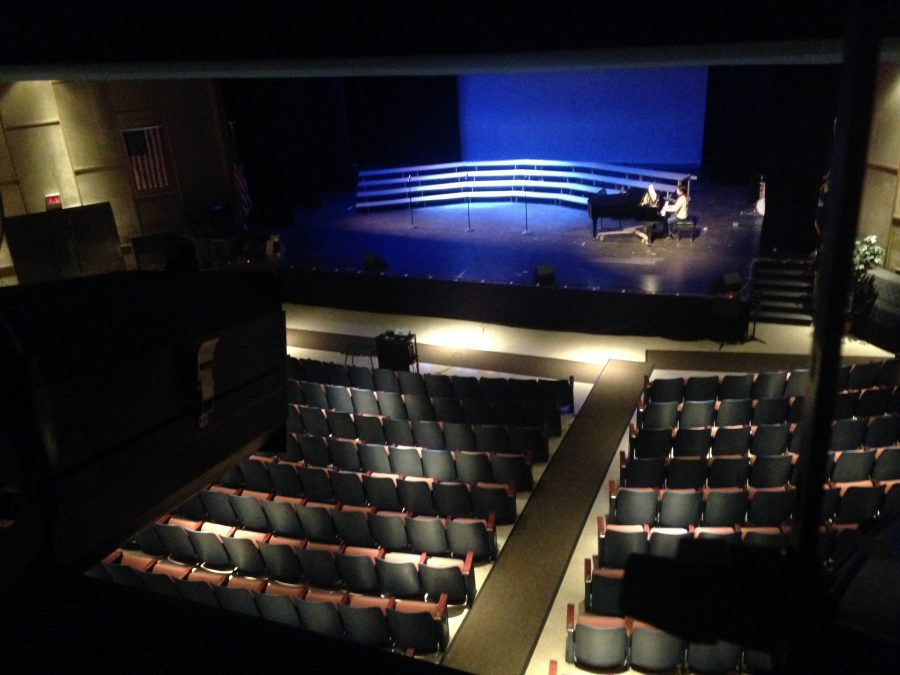 Please Ignore the Man Behind the Curtain: An Insight into Loy Norrix Stage Crew