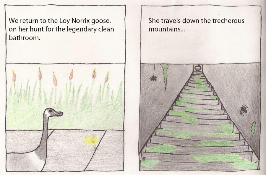 Loy Norrix Goose