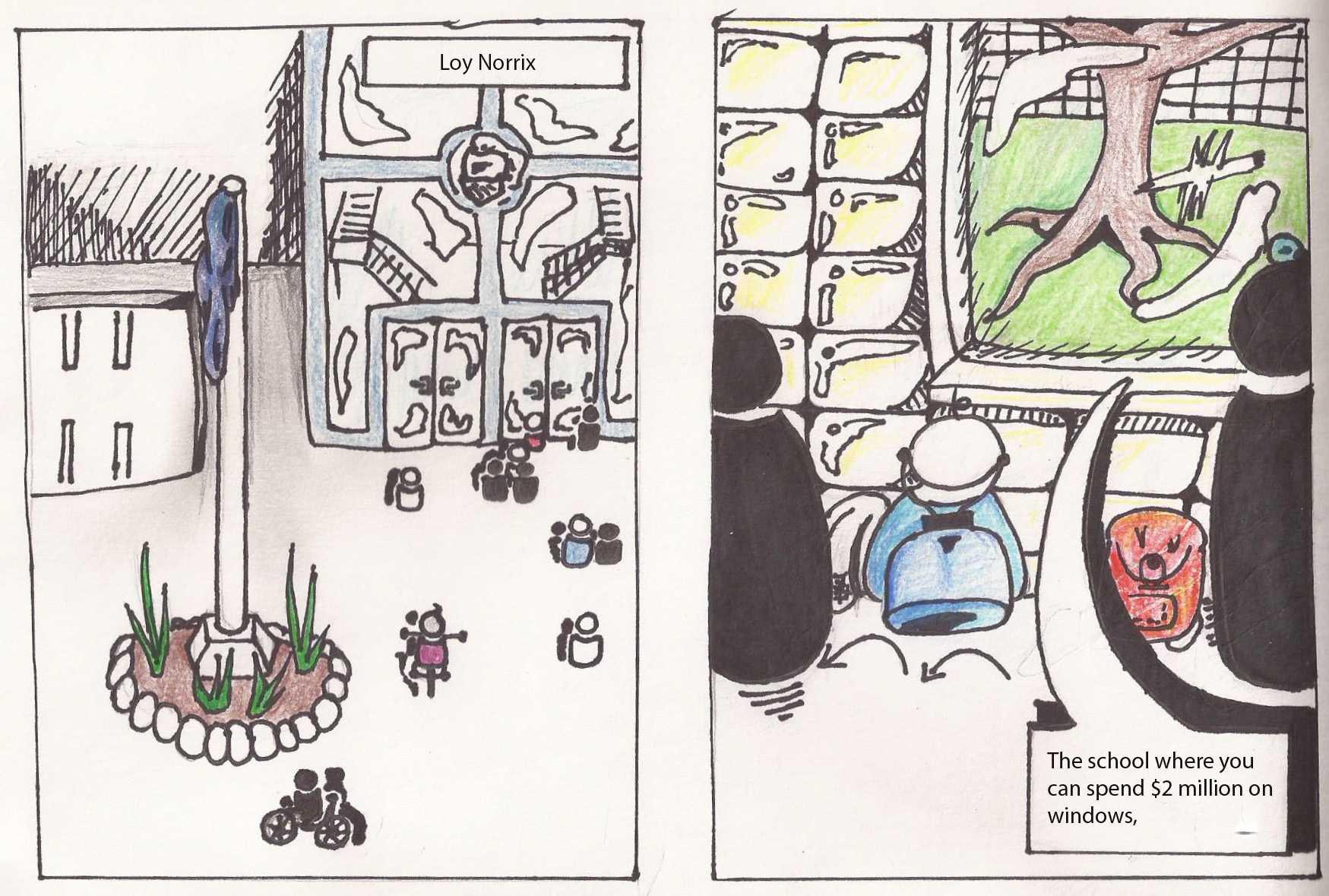 lexi weeden comic