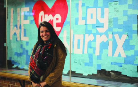 """""""We Are Loy Norrix"""": Student Brings Positivity To Loy Norrix"""