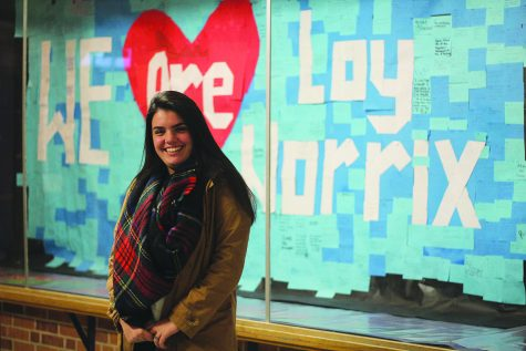 """We Are Loy Norrix"": Student Brings Positivity To Loy Norrix"