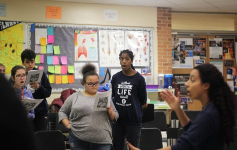 Fine Tuning the Fine Arts: Blue Lake Challenges Artistic Students