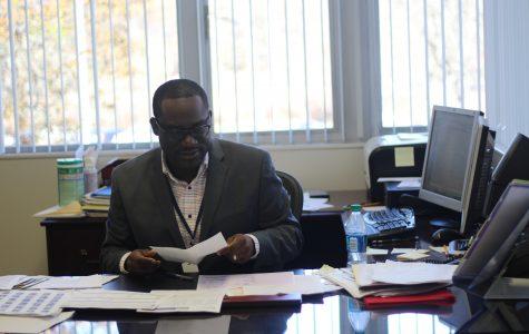 New Interim Principal Shows Endurance
