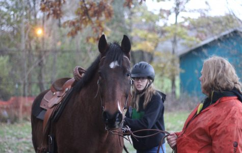 Horsing Around: Loy Norrix Student Takes on a New and Unusual Sport