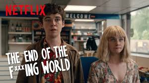"A Murder, Two Car Jackings and A Chugged Gallon of Milk: ""The End of the F***ing World"" Review and Commentary (#spoilers)"