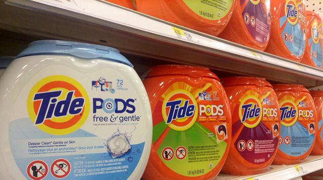 Forbidden Fruit: New Internet Craze has Teenagers Eating Laundry Detergent