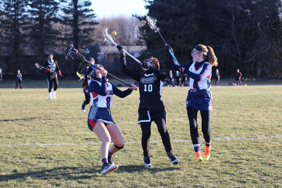 Kalamazoo United Lacrosse Team: Athletes Across Kalamazoo Join Forces