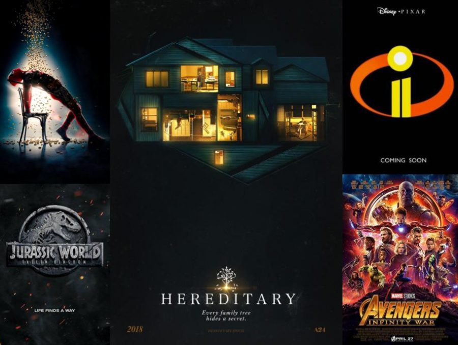 Movies Galore: This Summer the Theaters Will Be Packed More Than Usual with an Abundance of Films to Pick From