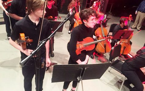 Loy Norrix Violists Welcome A New Challenge