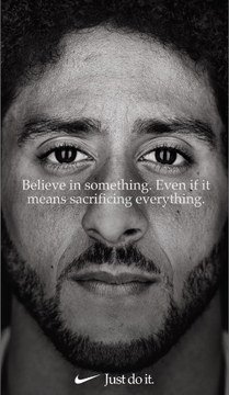 Colin Kaepernick is the New Face of Nike and the Results are Mixed