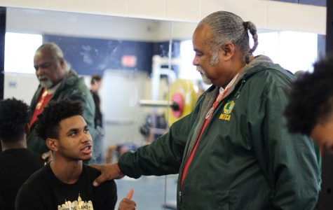 P.E. Teacher Celebrates his 50th Year at Norrix
