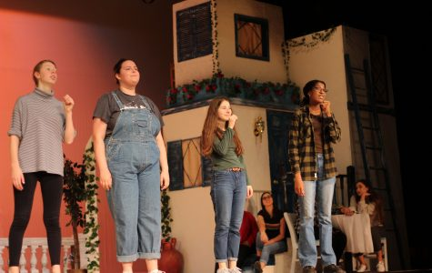 Mamma Mia! Here They Go Again: The Loy Norrix Musical Hits the Stage