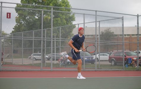 Dedicated Loy Norrix Tennis Player Makes it to States