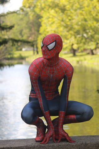 Spider-Man is Loy Norrix Bound