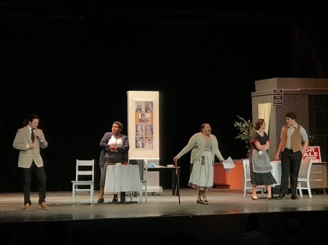 Action: Students Direct One Act Plays