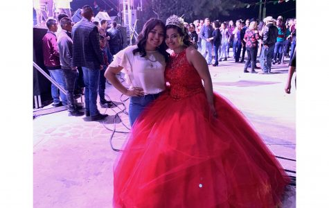 One Night as a Princess: Sophomore Celebrates Her Quinceanera