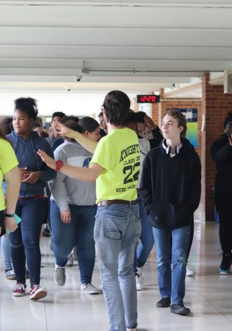 Students Show Incoming Freshman A Little Piece of Norrix