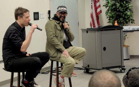OK Go Bassist and Loy Norrix Alumnus Triumphantly Returns to Kalamazoo