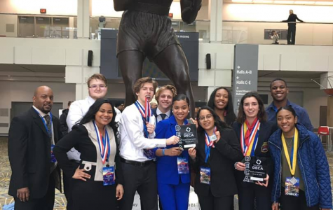 Loy Norrix DECA Team Goes to Nationals for First Time in Five Years