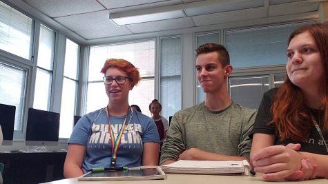 Meet Knight Life staff members Maya, Logan, and Jeanie