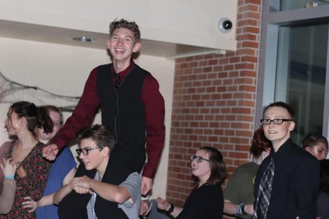 Loy Norrix students have a blast at the 2019 Homecoming Dance