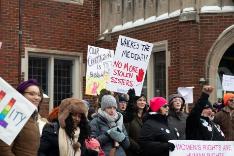 YWCA organizes Women's March in Kalamazoo