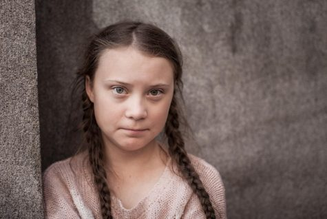 "Greta Thunberg is chosen for ""Time"" Person of the Year"