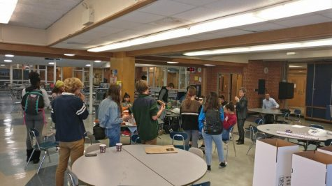 Interact Club brings volunteer opportunities from around the world to Loy Norrix