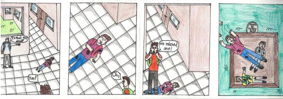 Death By Hallway