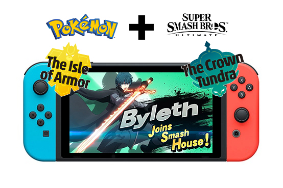 "Nintendo announces ""Pokemon Sword and Shield"" Expansion Pass alongside additional ""Smash Brothers"" fighter"