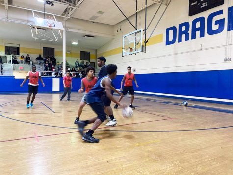 Boys & Girls Club teens face off in a competitive basketball showcase