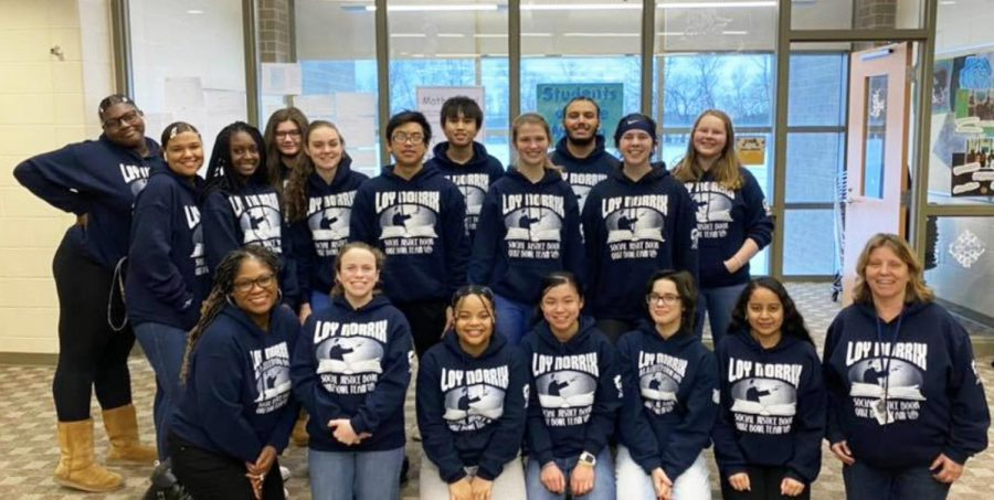 Book bowl returns to competition to compete against kalamazoo central. The Book Bowl team has won for 8 years in a row.
