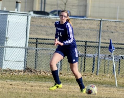 Loy Norrix soccer girls prepare for the upcoming season