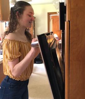 Baking Asiago Bagels with Samantha Shaffer.