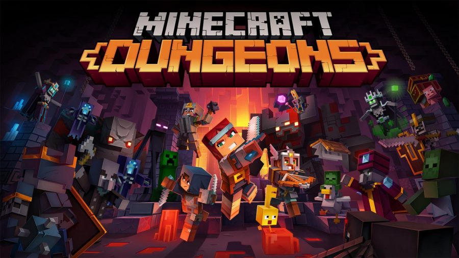Minecraft+Dungeons+brings+a+new+fanbase+to+the+dungeon+crawler+genre