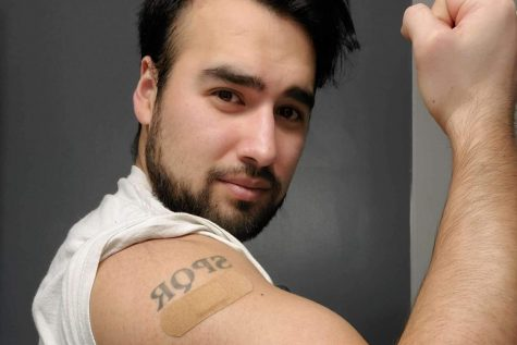 Loy Norrix staff relieved to get COVID-19 vaccine