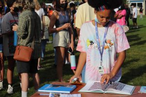 Students celebrate return to Loy Norrix with field day