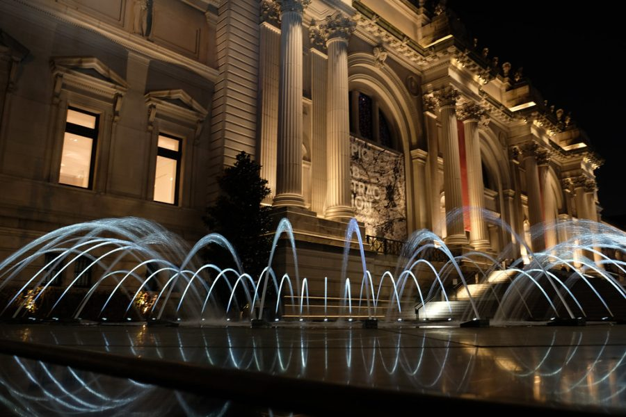 The Metropolitan Museum of Art, located in New York City, and host to the Met Gala
