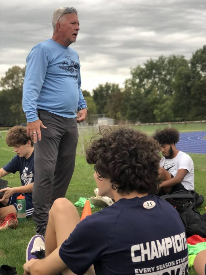 An addition to the soccer team: coach brings variety of experience to Loy Norrix