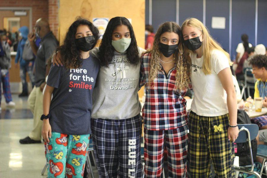 Students show their school pride for Loy Norrix Spirit Week 2021