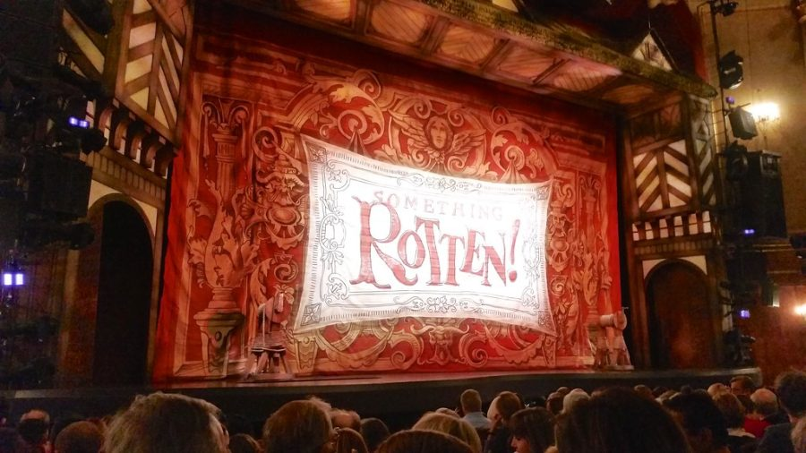 Something+Rotten+was+first+preformed+in+2015%2C+and+was+nominated+several+Tony+awards%2C+winning+one+for+Best+Featured+Actor+in+a+Musical.+