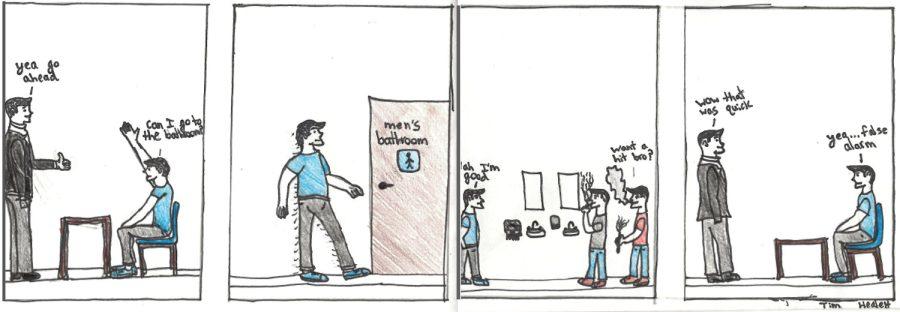 False+Alarm+in+the+Bathroom